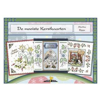 HD - 153 - De mooiste Kerstkaarten - Hobbydols - Martine Rippe